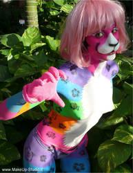 Multicolor Cat 2 by vmax74