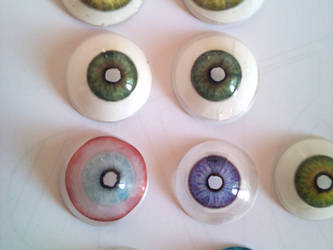 New scleral lenses collection by vmax74