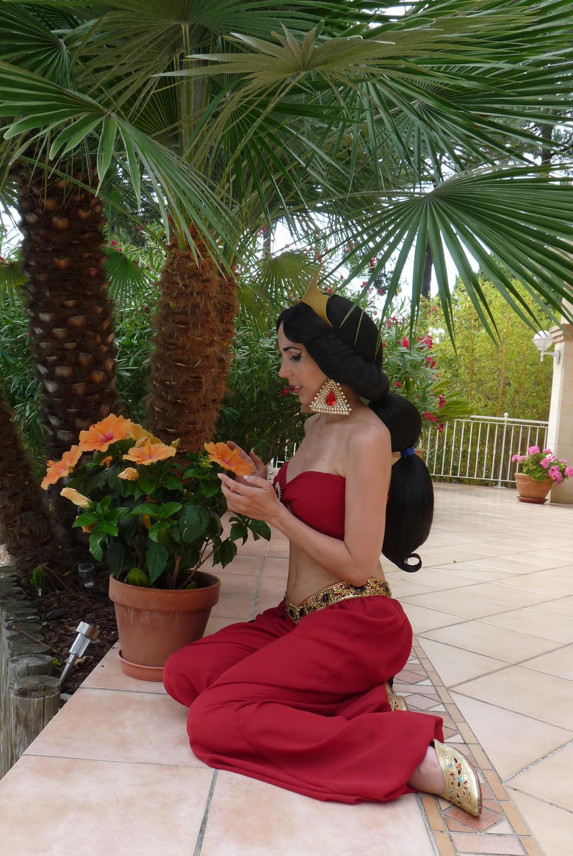 Jasmine Cosplay by LadyliliCosplay