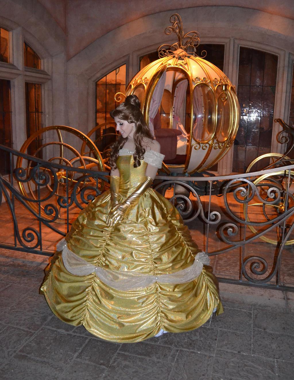 Beauty Disneyland Paris by LadyliliCosplay