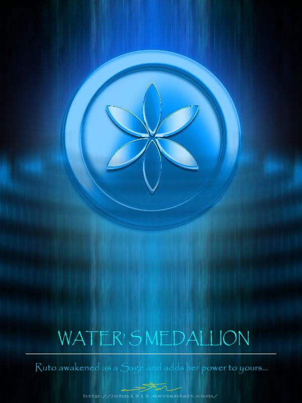 Water Medallion by john1315