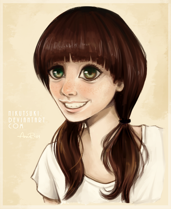 Smile by nikutsuki
