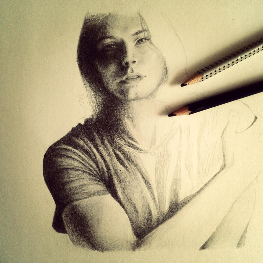 WIP: Tyler Blackburn by nikutsuki