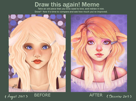 Before And After: Yvette