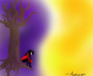 Solitary Lisette by KittKatt19