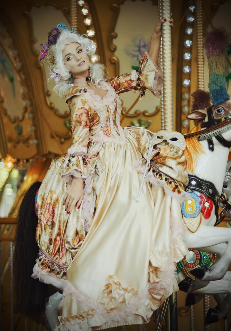 Marie Antoinette by LilSophie