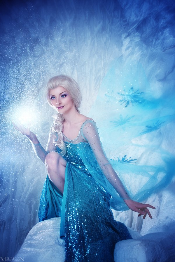 The cold never bothered me by LilSophie