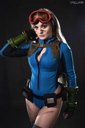 Cammy White (Street Fighter)