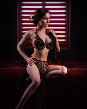 Slave Leia (Star Wars) #8