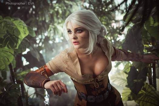 Cirilla (The Witcher 3) #9