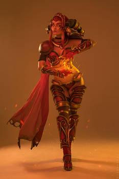 Alexstrasza (Warcraft) #4