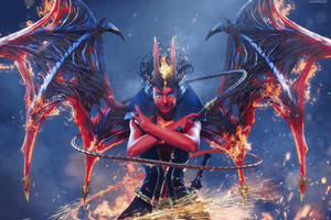 Queen of Pain Arcana (Dota 2) #2