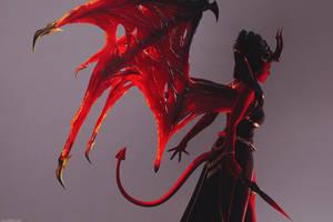 Queen of Pain Arcana (Dota 2) #4