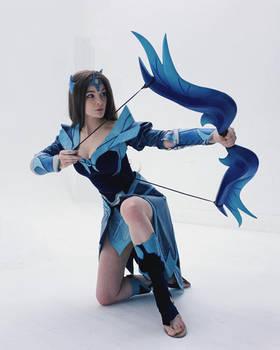 Princess Mirana (Dota 2) #1