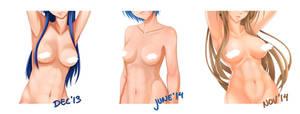 Anatomy Improvement?