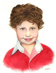 Portrait 1 by eikasma