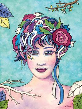 Fairy woman 1