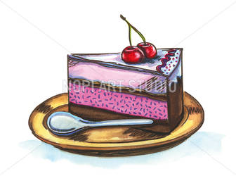 Sweet Cherry Pie by eikasma