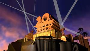 20th Century Fox 2009 Logo (2019 Edition) Remake P