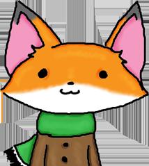 2014 Nov Cold Fox by FyreLilly