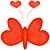 Butterheartfly by FyreLilly