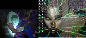 Desktop of awesome