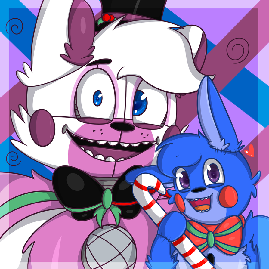 Funtime Freddy And Bon Icon By SoundwavePie