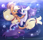 :The best sugar seapony ever: