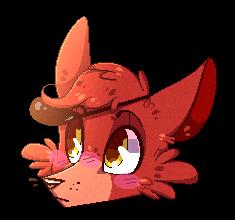 :Pixel Fox: by SoundwavePie