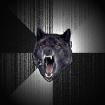 Insanity Wolf 1 by DemonTomat0