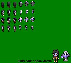 Nosfera Sprites by DemonTomat0