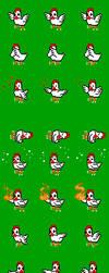 Rooster Battlecharacter 1 by DemonTomat0