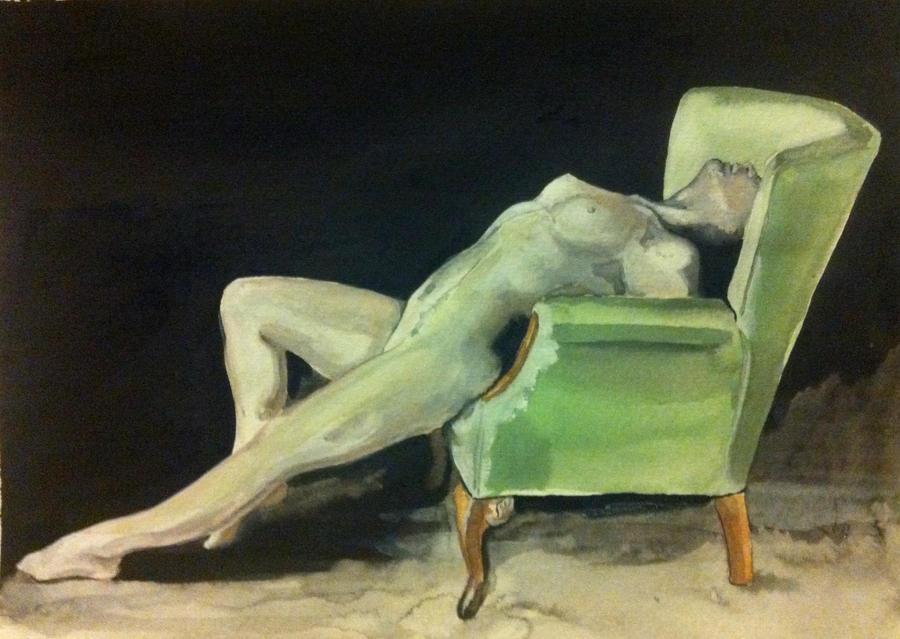 chair by EllenEge