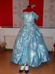 Bubble dress - progress by CheshireCat1