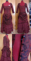 Clara (Doctor Who) dress