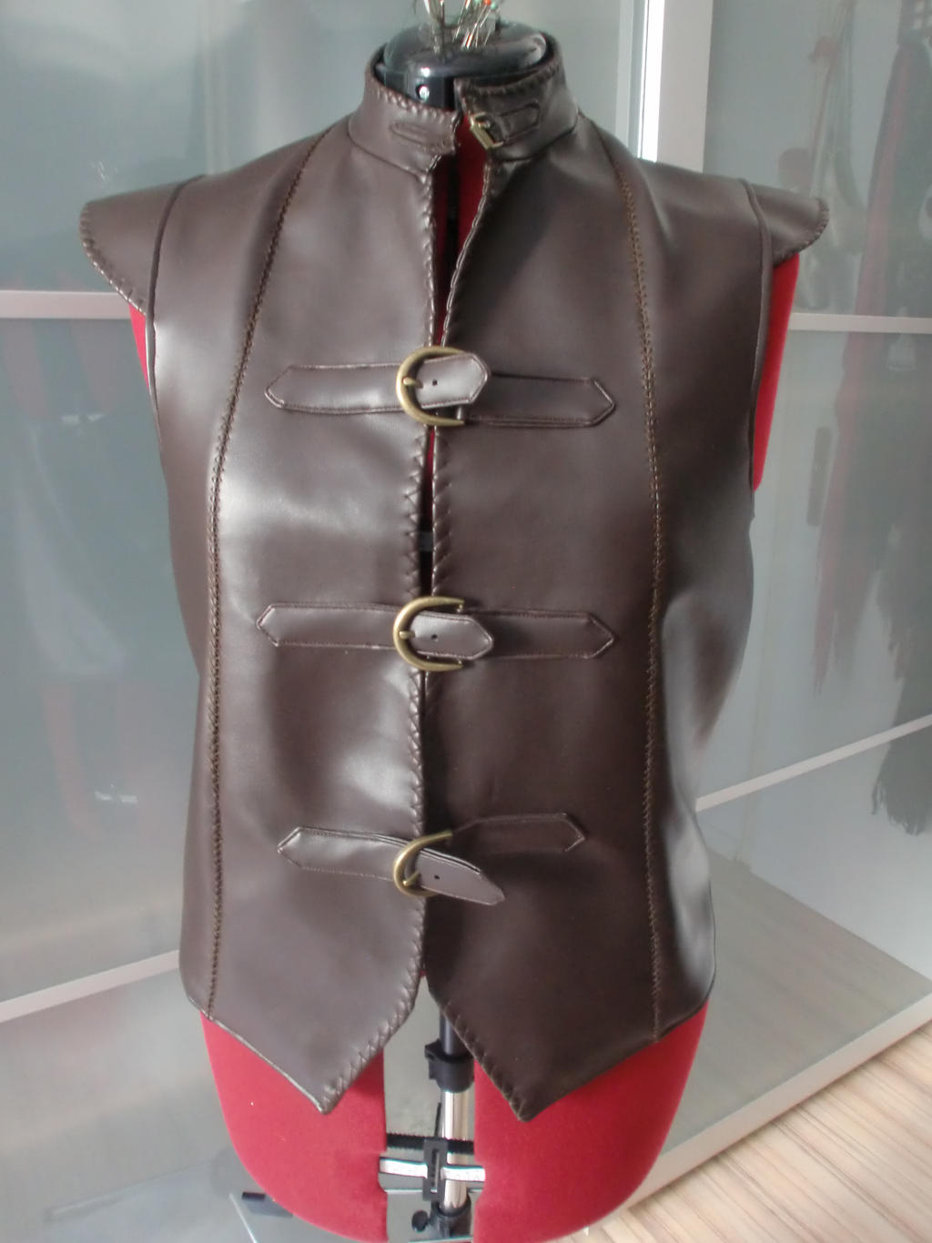 Hansel vest (Hansel and Gretel witch hunters) by CheshireCat1 on ...