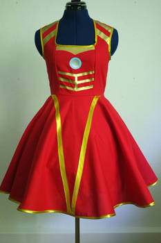 Iron Mademoiselle dress