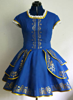 Beast dress