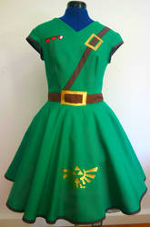 Forest Hero dress