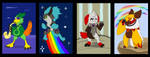 Gift Art: Viral Videos by Strontium-Chloride