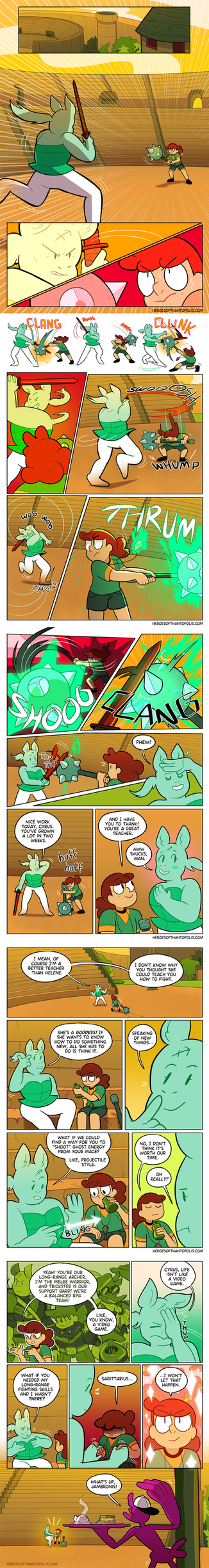 Heroes of Thantopolis Ch5 1-5 by Strontium-Chloride