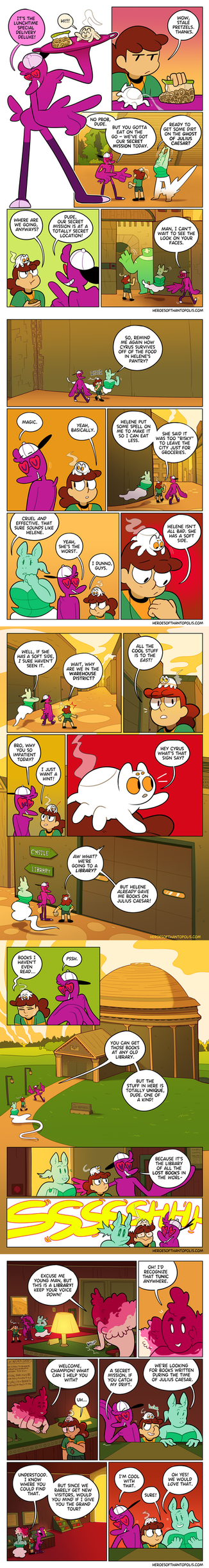 Heroes of Thantopolis Ch5 6-10 by Strontium-Chloride
