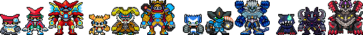 Buddy Appmon Pixels by Strontium-Chloride