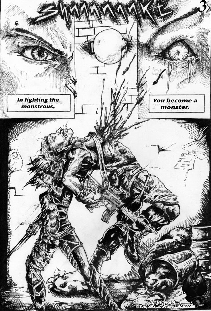 DragonGirl: Broken Legacies Pg 3 by DragonGirl787
