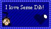 Seme Dib stamp by Amystarzel