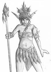 WoW character: Razizi