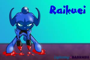 Raikuei by RealBigNUKE