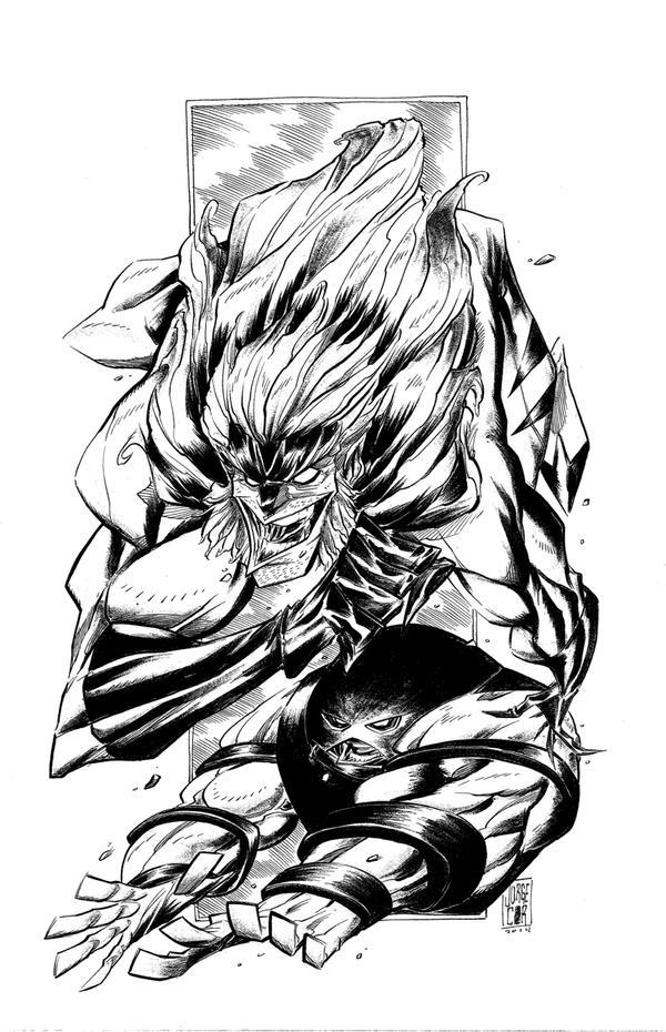 Dark Fastball Special by jorgeCOR