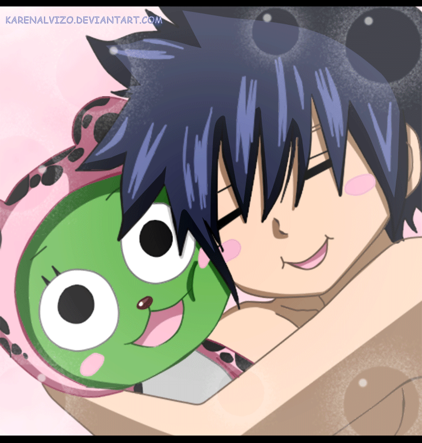 Fairy Tail Frosch: Gray And Frosch: Fairy Tail 435 By KarenAlvizo On DeviantArt