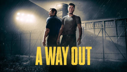 A Way out (ps4) by FenderXT